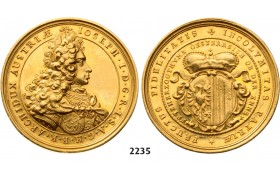 05.05.2013, Auction 2/2235. Austria, Medal, Medal of 12 Ducats, No Date, signed P.H. Müller, GOLD