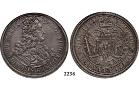 05.05.2013, Auction 2/ 2236. Austria, Charles VI, 1711-1740, Taler 1714/3, Breslau, Silver