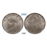 05.05.2013, Auction 2/ 2335. China, Republic, Yuan (Dollar)