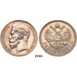 05.05.2013, Auction 2/ 2940. Russia, Nicholas II, 1894-1918, Rouble (Rubel) 1897 (**) Brussels, Silver