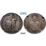 05.05.2013, Auction 2/3047. Switzerland, Vaud, 20 Batzen 1810, Silver, NGC AU58