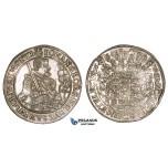 ZM330, Germany, Saxony, Joh. Georg I, Taler 1629 HI, Dresden, Silver (29.18g) Lustrous gEF