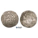 ZM542, Netherlands, West Friesland, Lion Daalder (Taler) 1616, Silver (26.73g) VF